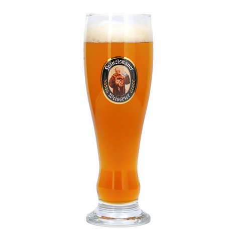 Brasserie Spaten-Franziskaner - Verre à bière Franziskaner Weissbier
