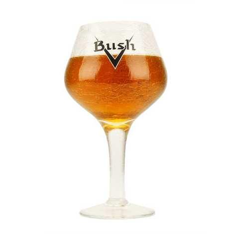 Brasserie Dubuisson - Verre à bière Bush 25cl