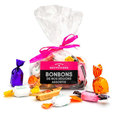 Maison Sauveterre - Candy from differents areas in France