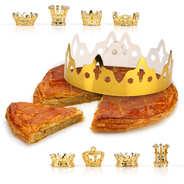 Galette des Rois frangipane pur beurre artisanale