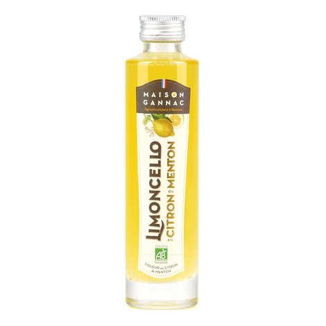 La Maison du Citron - Limoncello au citron de Menton IGP 27%