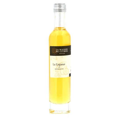 La Maison du Citron - Liqueur de mandarine de Menton 27%