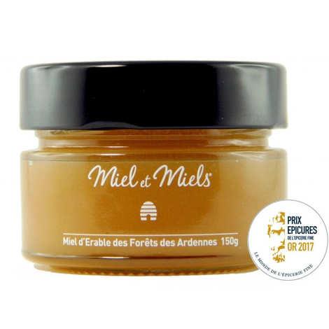 Miel et Miels - Ardennes maple honey