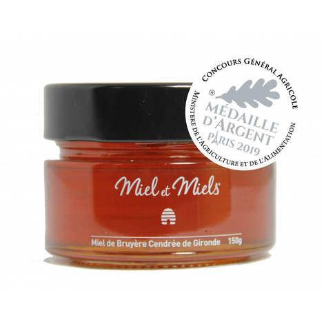 Miel et Miels - Gironde ash heather honey