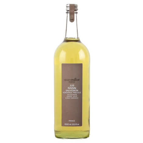 Alain Milliat - Jus de raisin blanc Sauvignon - Alain Milliat