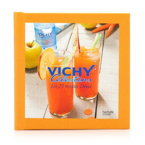Vichy Célestins - Delivers the 25 Detox Vichy Célestins recipes
