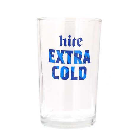 Hite Brewery Company - Hite Extra Cold Beer Glass 20cl