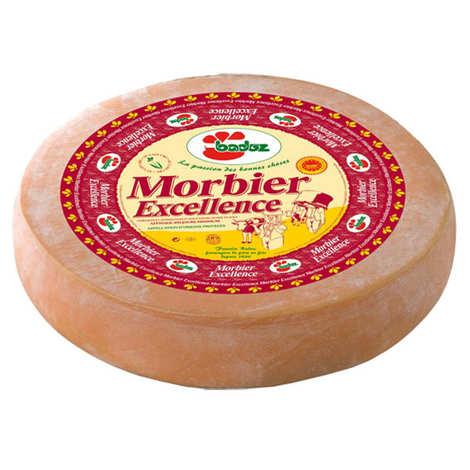 Fromagerie Badoz - Morbier AOP Badoz au lait cru Excellence 100 jours