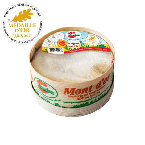 Fromagerie Badoz - Mont d'Or AOP - Vacherin au lait cru du Haut Doubs
