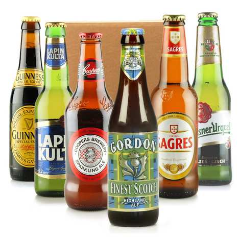 - 6 Beers February Discovery Box