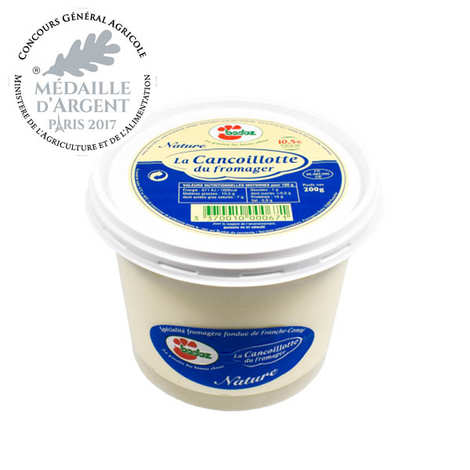 Fromagerie Badoz - Cancoillotte from the cheese maker Badoz Nature