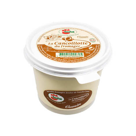 Fromagerie Badoz - Cancoillotte du fromager Badoz au cumin