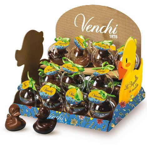Venchi - Canard de Pâques en chocolat - Venchi