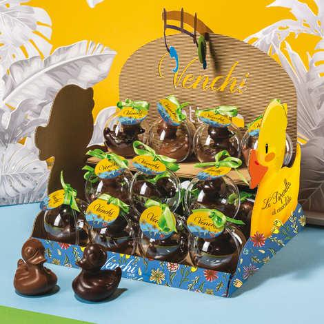 Venchi - Duck chocolate - Venchi