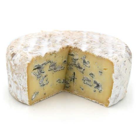 Fromagerie Rissoan - Le picharon - fromage bleu fin au lait de vache et de brebis pasteurisé de Lozère