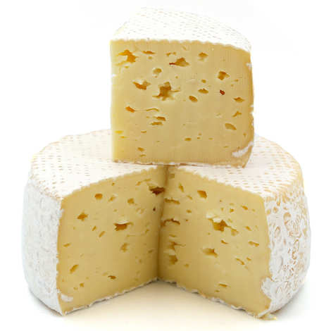 Fromagerie Rissoan - La fourmette de Luc - fromage au lait de vache pasteurisé de Lozère
