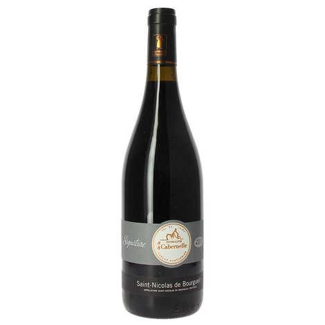 Domaine de la Cabernelle - Saint-Nicolas de Bourgueil AOP vin rouge - Signature