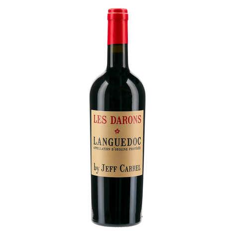 Les Darons - Languedoc AOP Vin rouge - Les Darons par J. Carrel