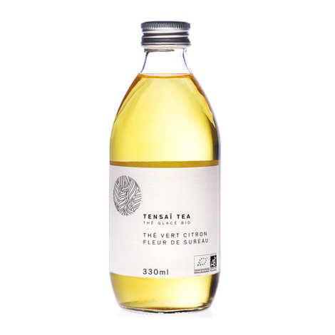 Tensaï Tea - Thé glacé bio - thé vert, citron, fleur de sureau