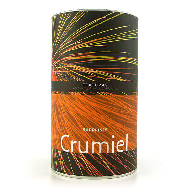 Crumiel - granulated honey from Texturas