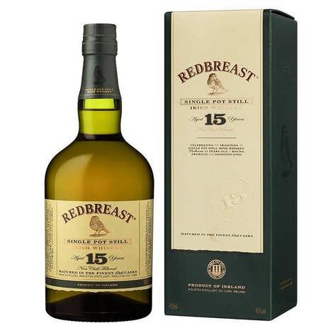 Redbreast - Whisky Irlandais - REDBREAST 15 ans Single Pot Still