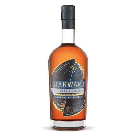 Starward - Australian Whisky - Starward Two Fold - 40%.