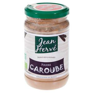 Jean Hervé - Organic carob powder