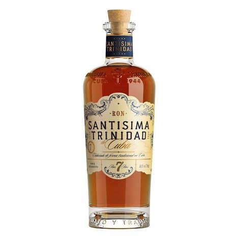 Santisima Trinidad de Cuba - Cuban Rum - Santisima Trinidad de Cuba 7 - 40,3 %