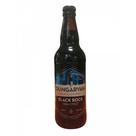 Dungarvan - Irish stout beer - Black Rock