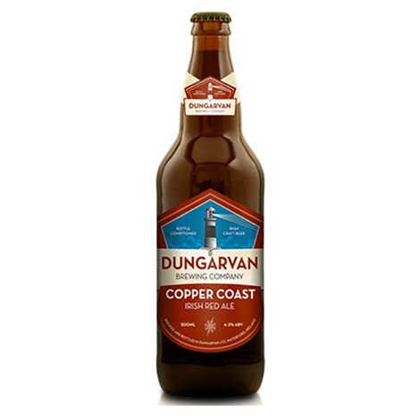 Dungarvan - Bière ambrée irlandaise - Copper Coast