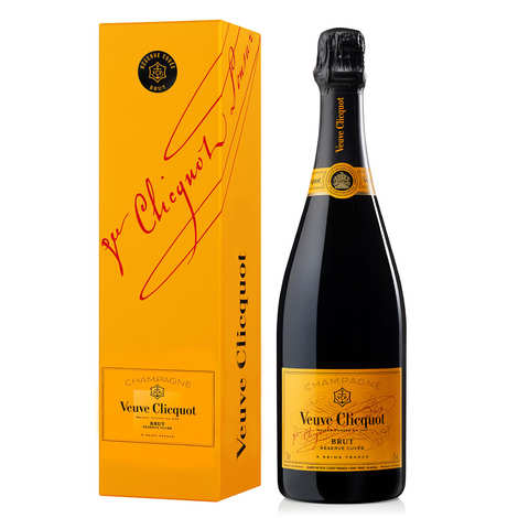 Veuve Clicquot Ponsardin - Veuve Cliquot Ponsardin champagne- Réserve Cuvée