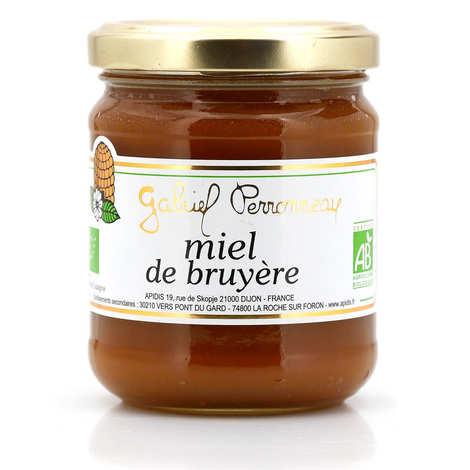 Gabriel Perronneau - Miel de Bruyère bio