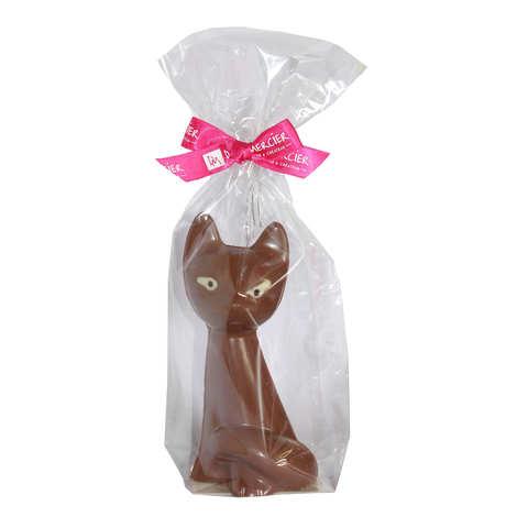 Maison Mercier - Easter milk chocolate cat