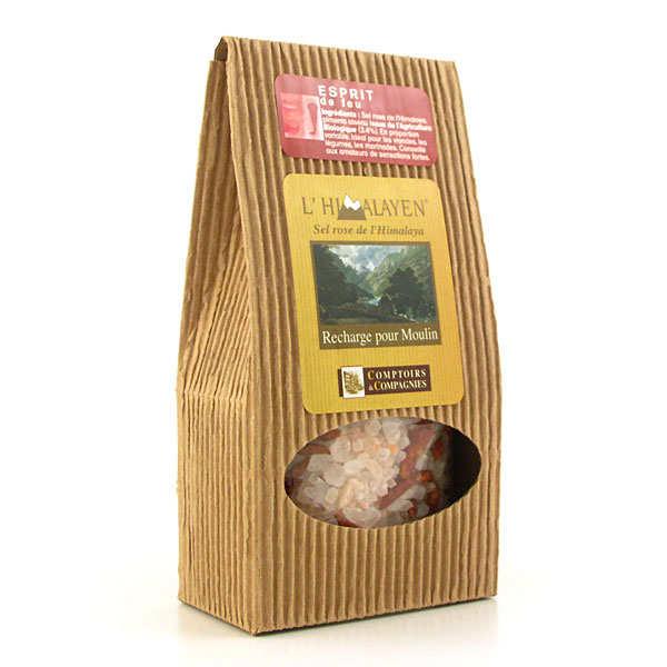 Himalayan Pink Salt - refill pack