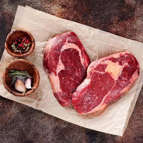 Maison Bousquet - Sliced mature sirloin heart of Massif Central beef