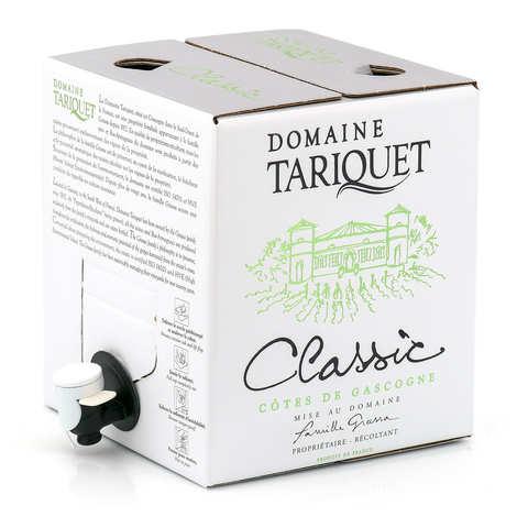 Domaine Tariquet - Bib - Tariquet Classic - Dry White Wine