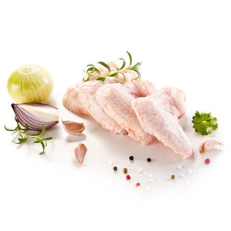 Maison Delcros - Free range chicken wings of Lozère