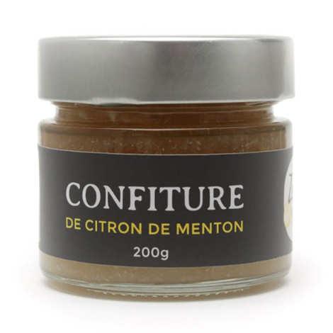 Zeste de Menton - Confiture de Citrons de Menton IGP