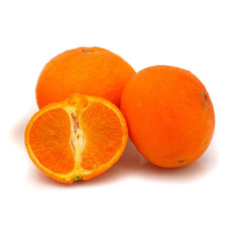 - Mandarines bio variété Ortanique Espagne