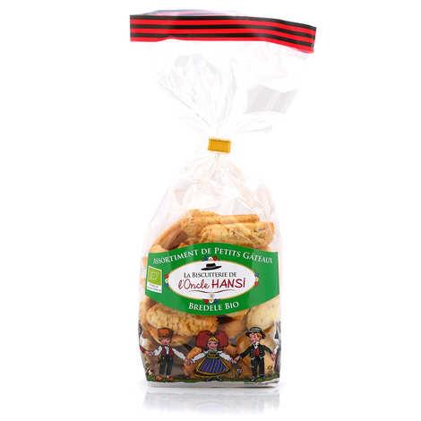 Fortwenger - Assortiment de petits biscuits alsaciens bio