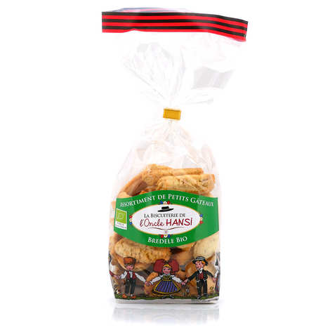 Fortwenger - Assortment of small organic Alsatian biscuits