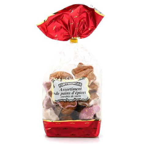 Fortwenger - Assortment of Alsatian gingerbread rolls