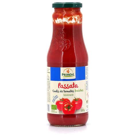 Priméal - Passata de tomates bio d'Italie