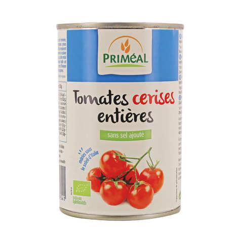 Priméal - Organic whole Italian cherry tomatoes