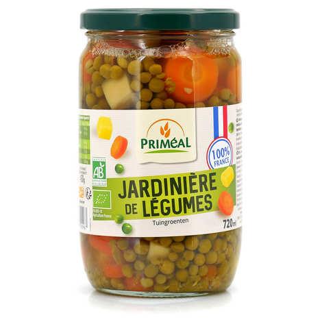 Priméal - Jardinière de légumes bio de France