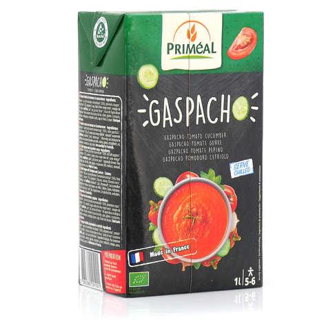 Priméal - Organic tomato cucumber gazpacho