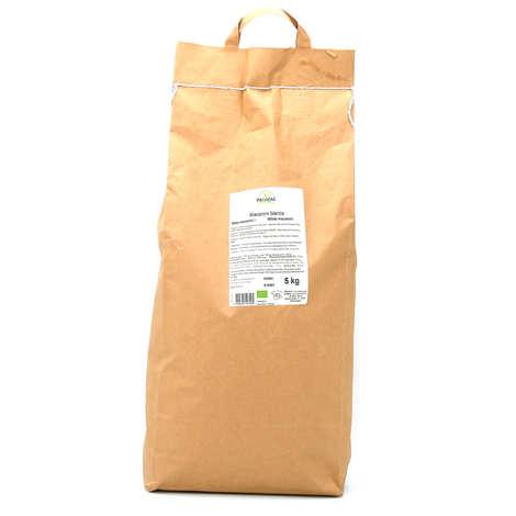 Priméal - Macaroni bio 100% Français sac de 5kg