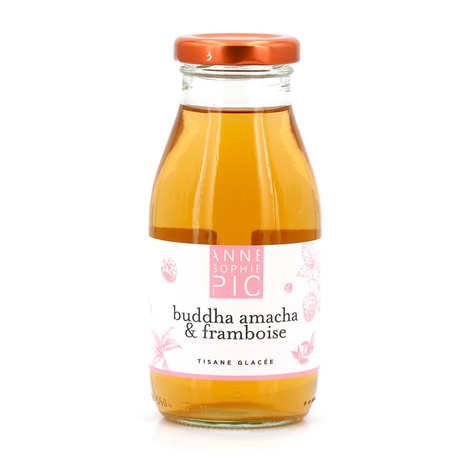 Anne-Sophie PIC - Buddha amacha and raspberry iced tea
