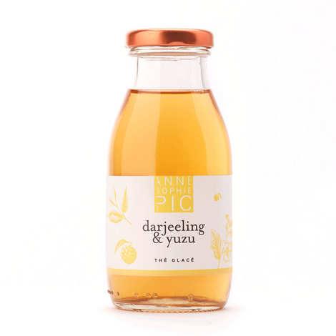 Anne-Sophie PIC - Darjeeling and yuzu iced tea