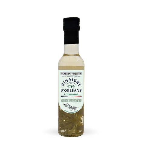 Martin Pouret - Orleans white wine vinegar with tarragon from the Loire Valley
